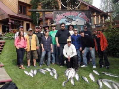 Alaska Fishing Lodge